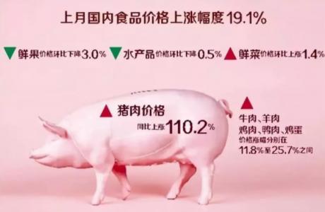 猪肉价格扰动中国物价,中央定调明年生猪工作!